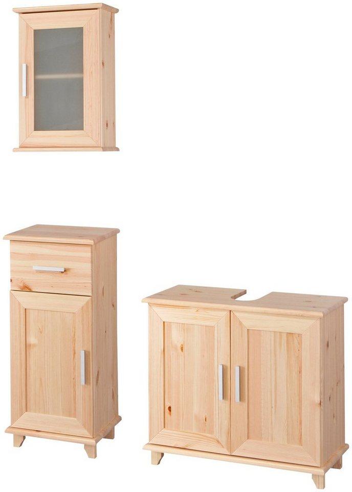 Landhaus Badmöbel badmöbel set rü landhaus 3 tlg kaufen otto