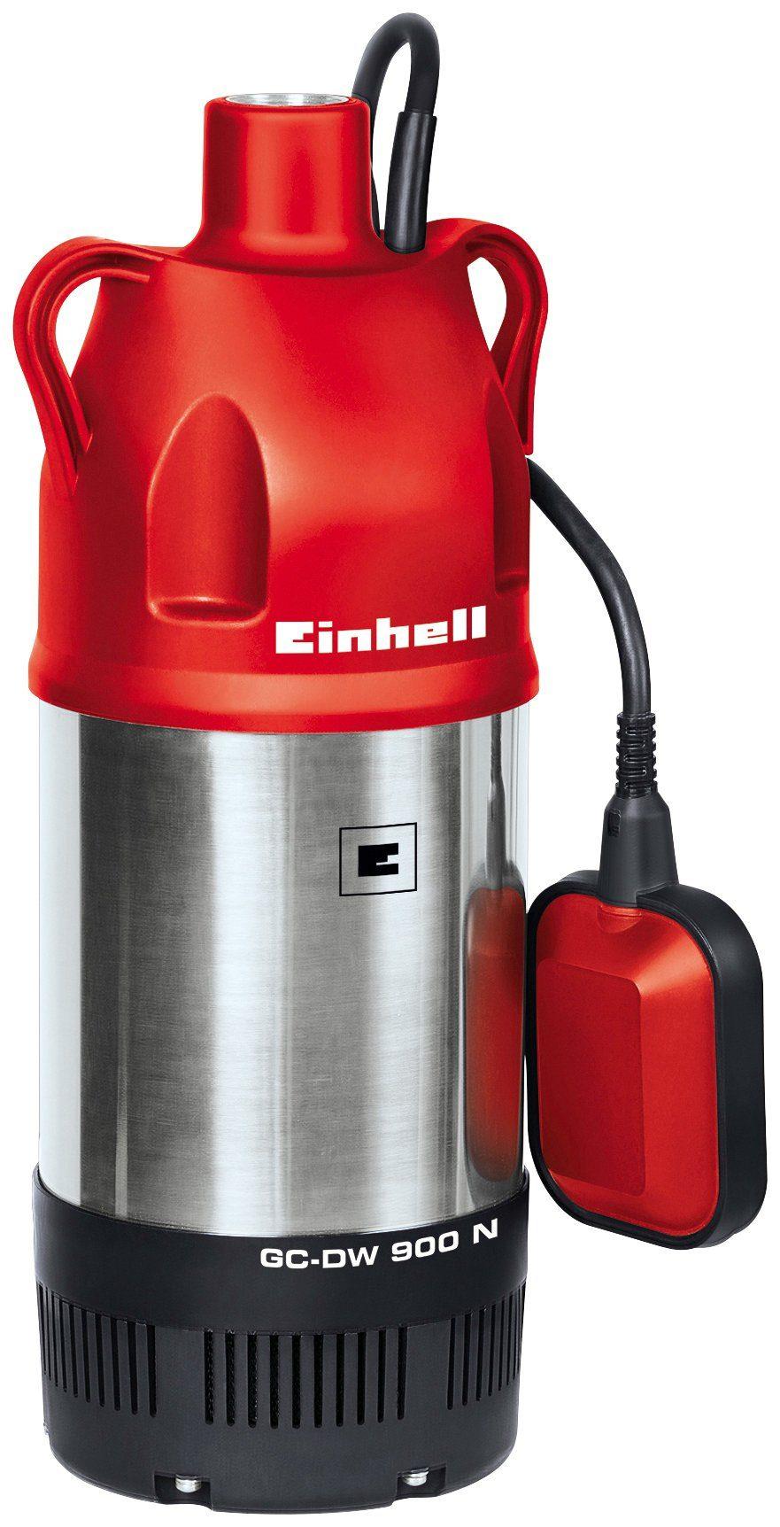 EINHELL Tauchdruckpumpe »GC-DW 900 N«, 6.000 l/h