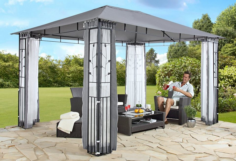 ersatzdach f r pavillon polyester 180 g m online kaufen otto. Black Bedroom Furniture Sets. Home Design Ideas