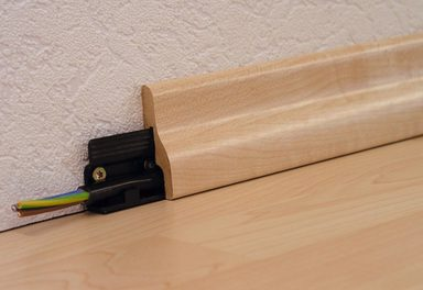 sockelleisten befestigungsclips 12 stck kaufen otto. Black Bedroom Furniture Sets. Home Design Ideas