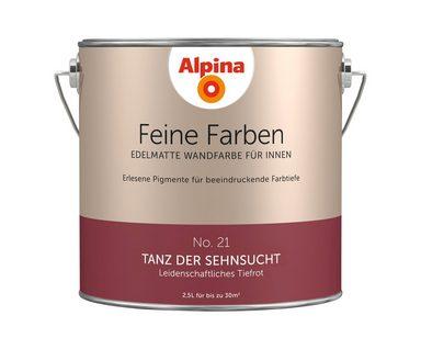 alpina farbe alpina feine farben tanz der sehnsucht 2 5 l online kaufen otto. Black Bedroom Furniture Sets. Home Design Ideas