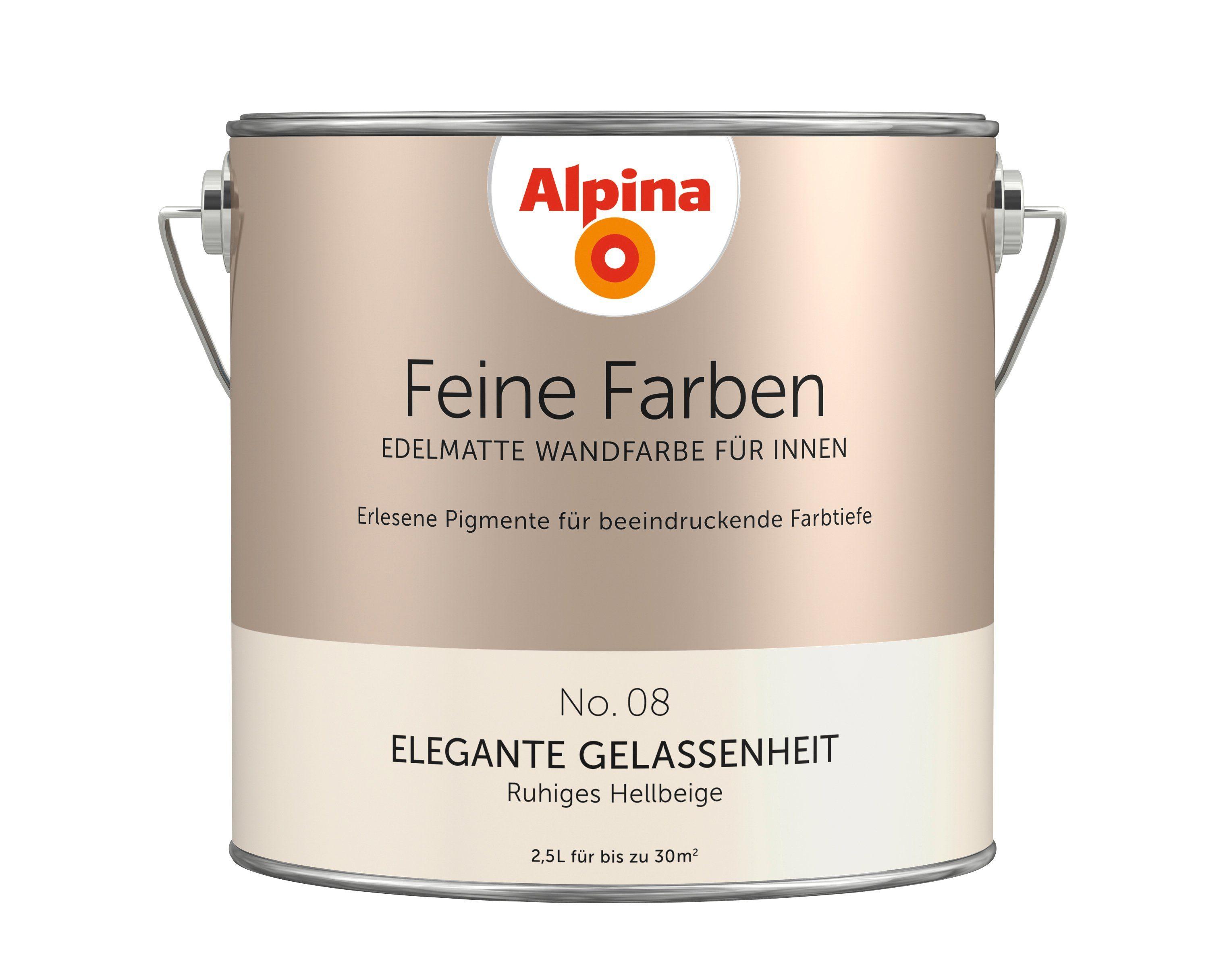 Alpina Feine Farben »Elegante Gelassenheit«
