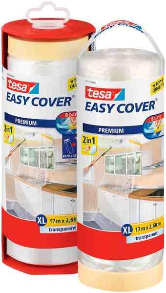 Tesa Abdeckfolie »tesa Easy Cover® Premium im Abroller«