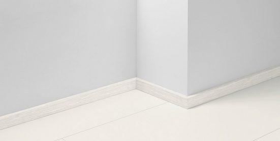 PARADOR Set: Sockelleiste »SL 3 Eiche D023«, 5er-Set, Höhe 4 cm