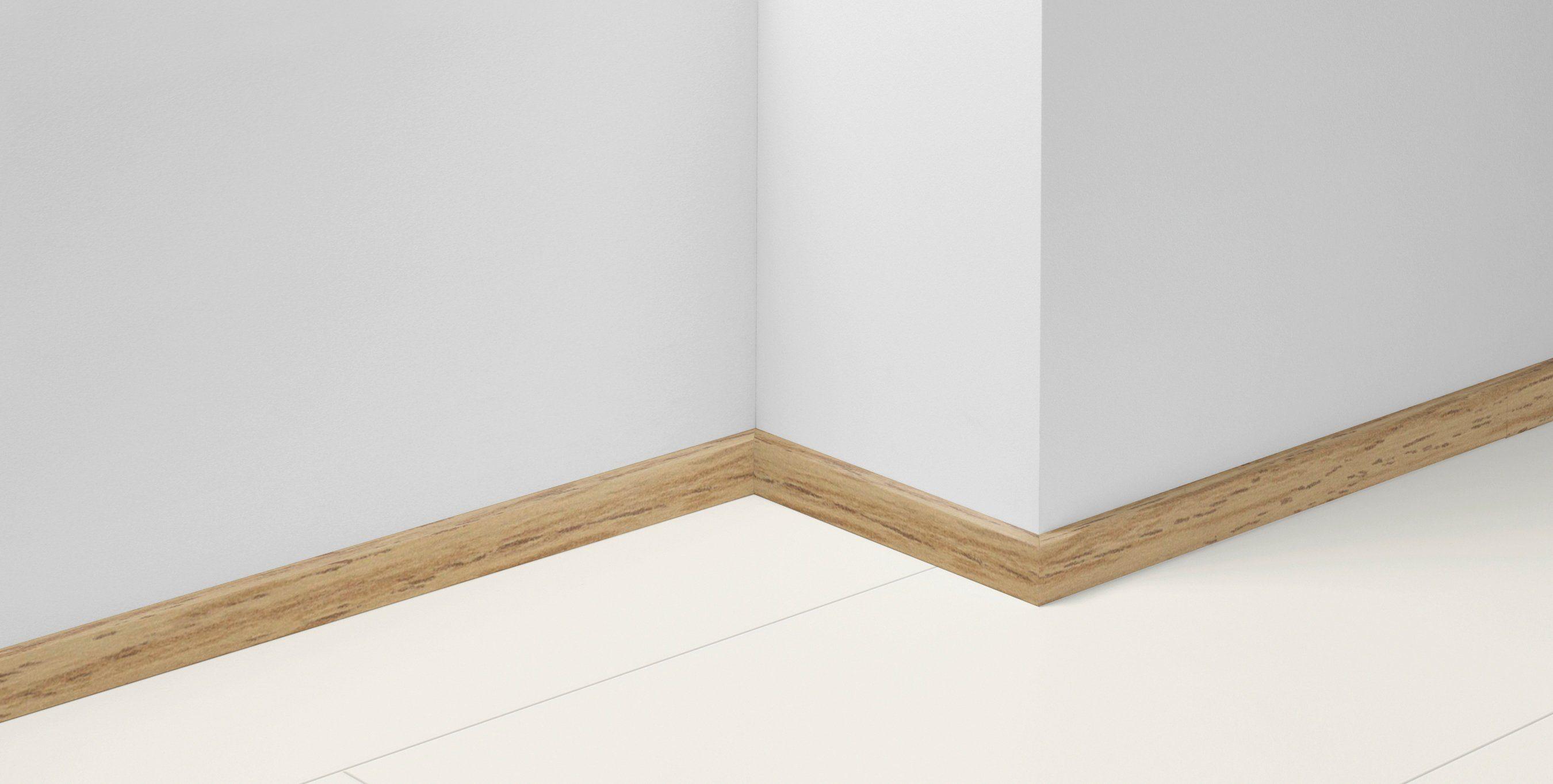 PARADOR Sockelleiste »SL 3 Basic 200, eiche natur«