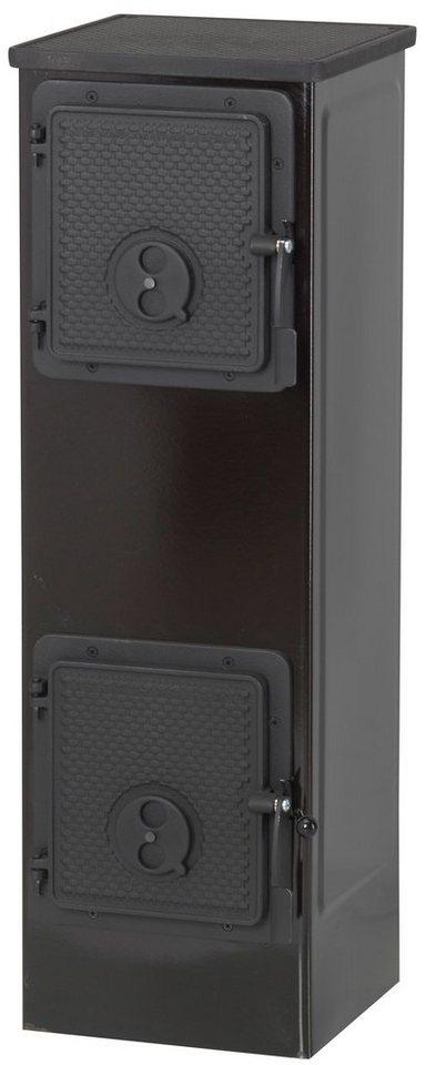 thorma werkstattofen kerpen stahl schwarz 5 kw. Black Bedroom Furniture Sets. Home Design Ideas