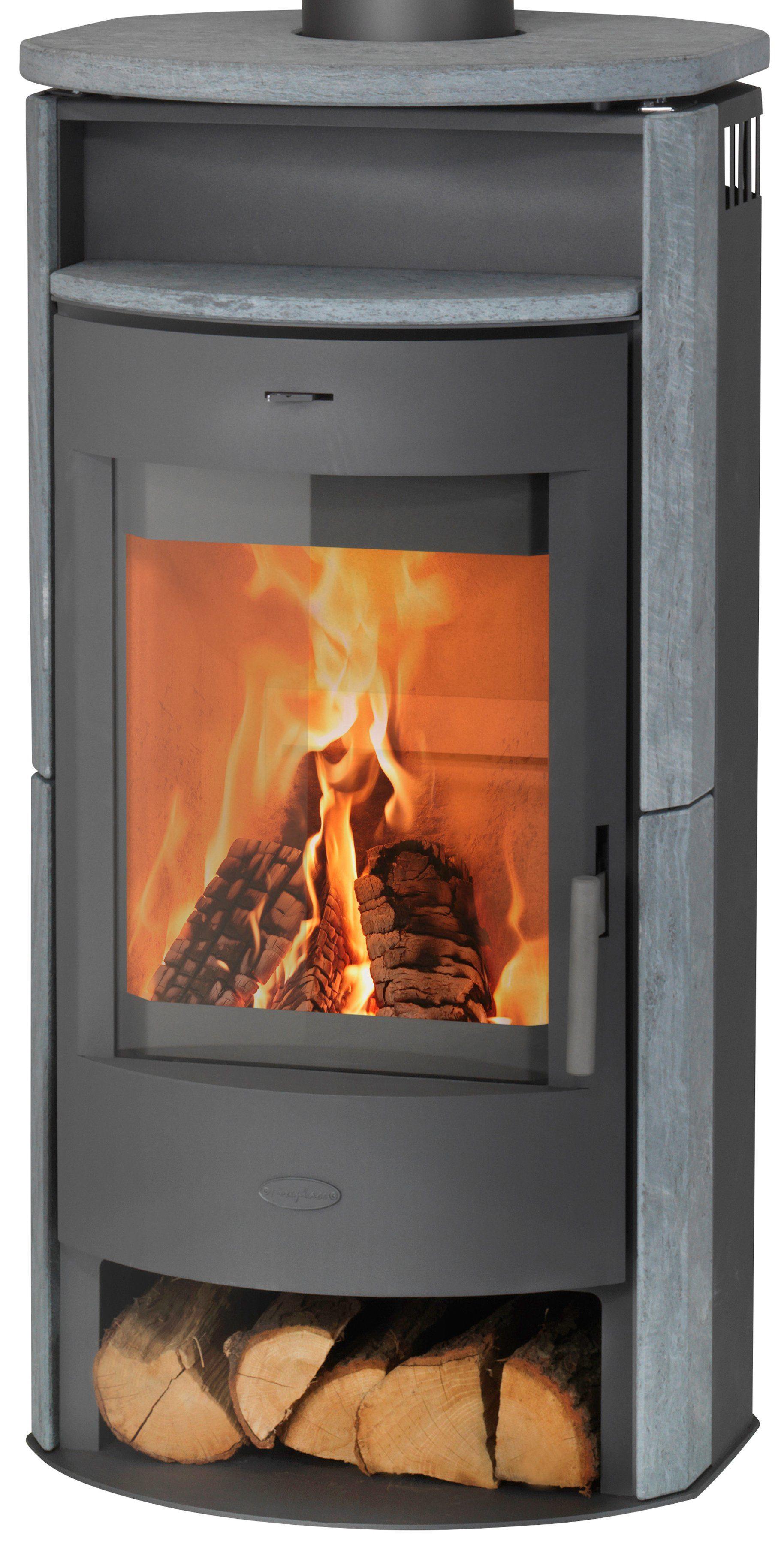 fireplace kaminofen prag naturstein 6 kw panoramasichtscheibe online kaufen otto. Black Bedroom Furniture Sets. Home Design Ideas