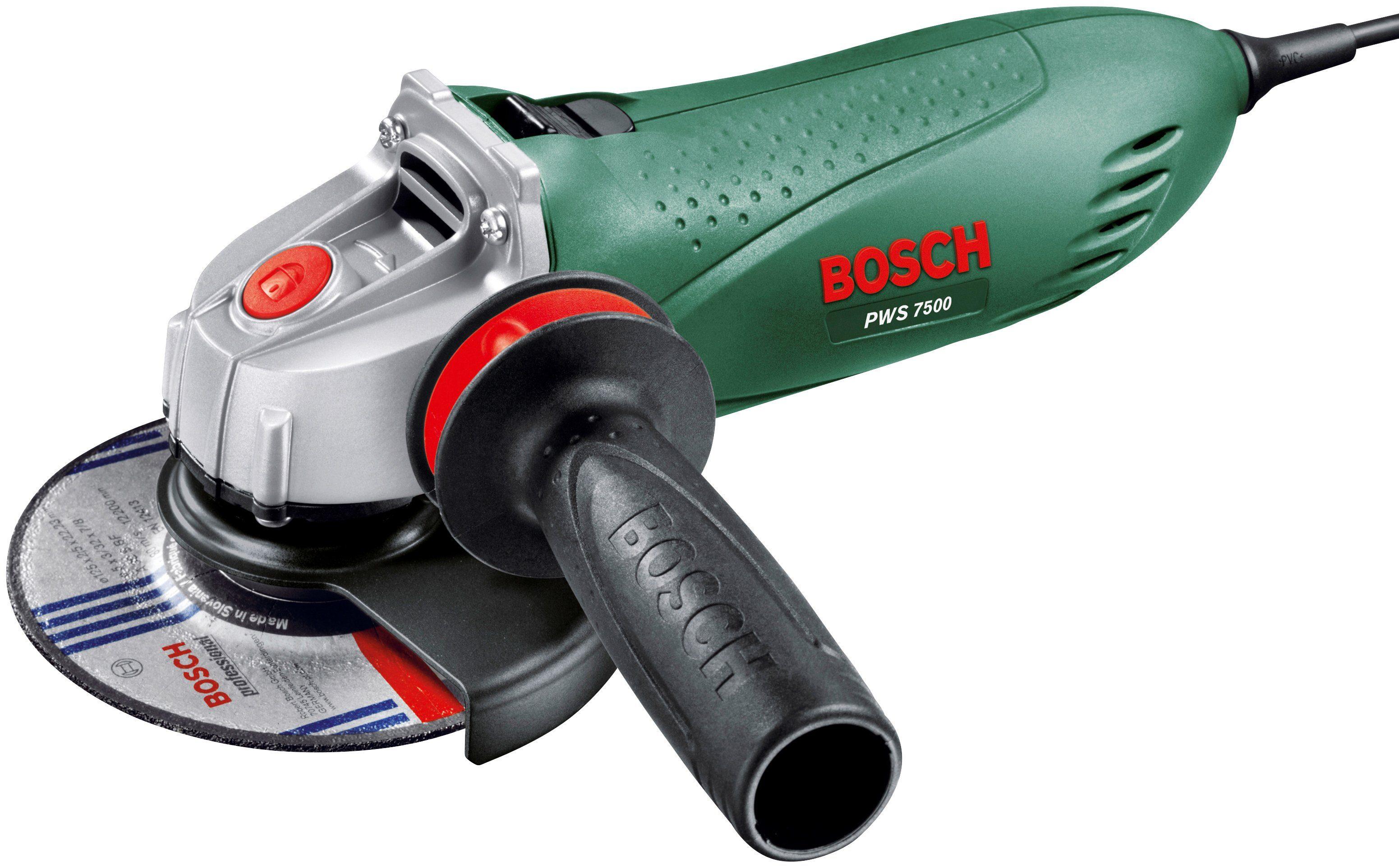 Bosch Winkelschleifer »PWS 7500«