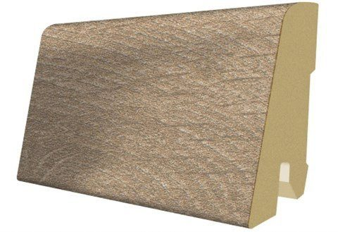 MEGAFLOOR Sockelleiste »Megafloor M1, woodwork eiche«