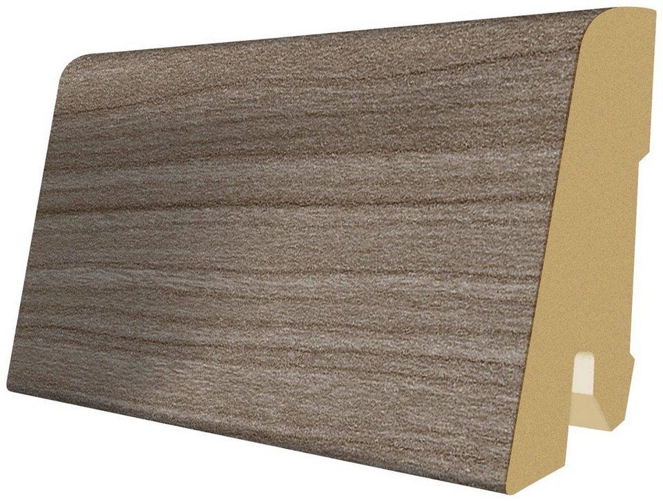 megafloor sockelleiste megafloor design classic eiche gekalkt grau online kaufen otto. Black Bedroom Furniture Sets. Home Design Ideas