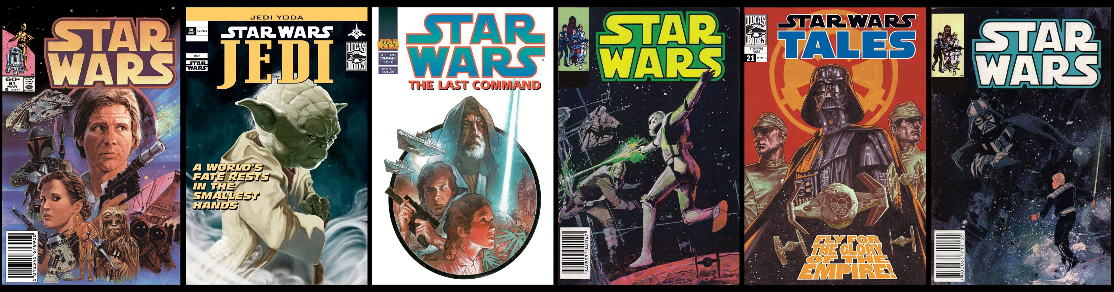 Graham & Brown Bordüre »Star Wars«