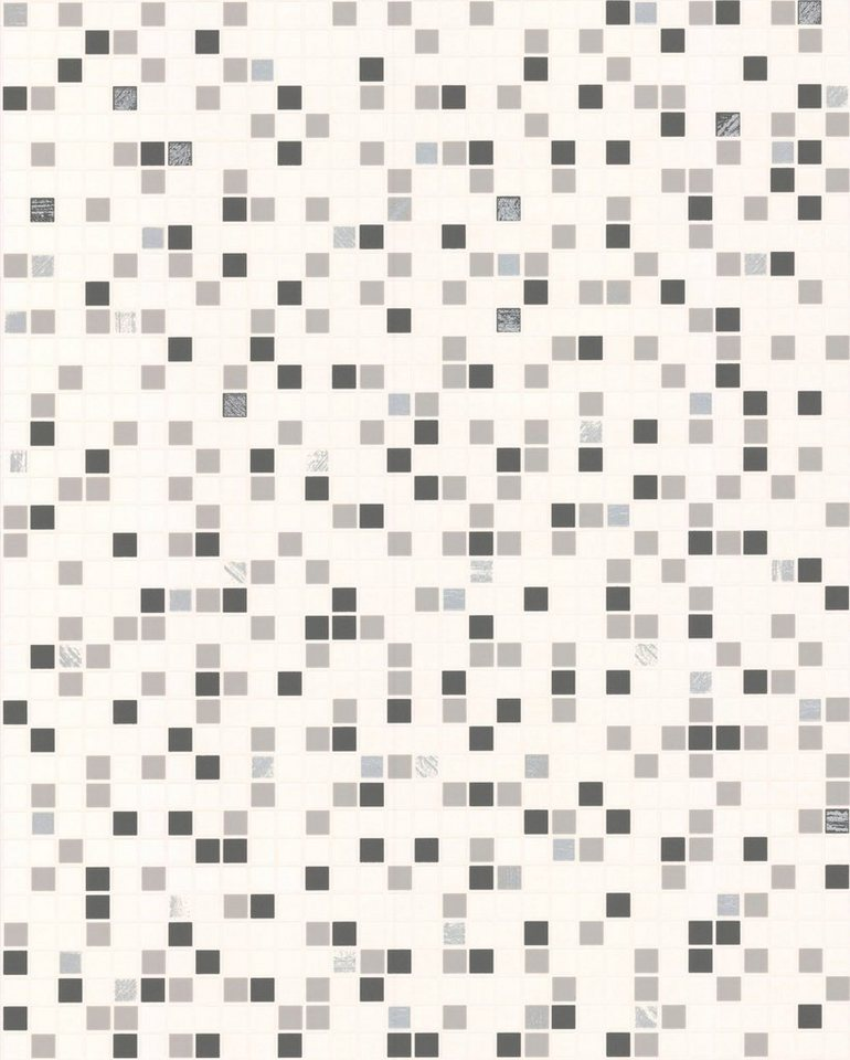 graham brown papiertapete checker fliese otto. Black Bedroom Furniture Sets. Home Design Ideas