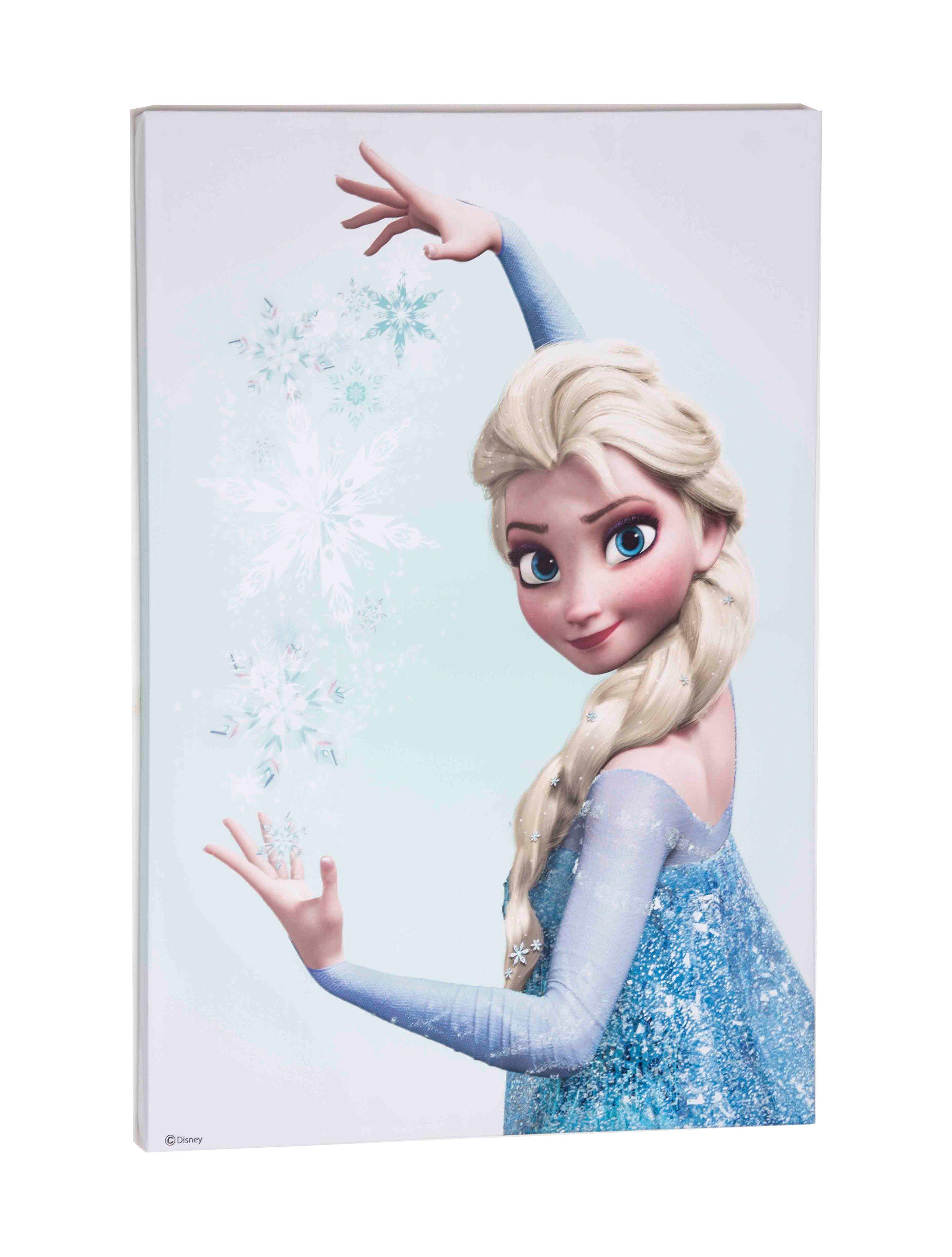 Graham & Brown Leinwandbild »Eiskönigin - Elsa«