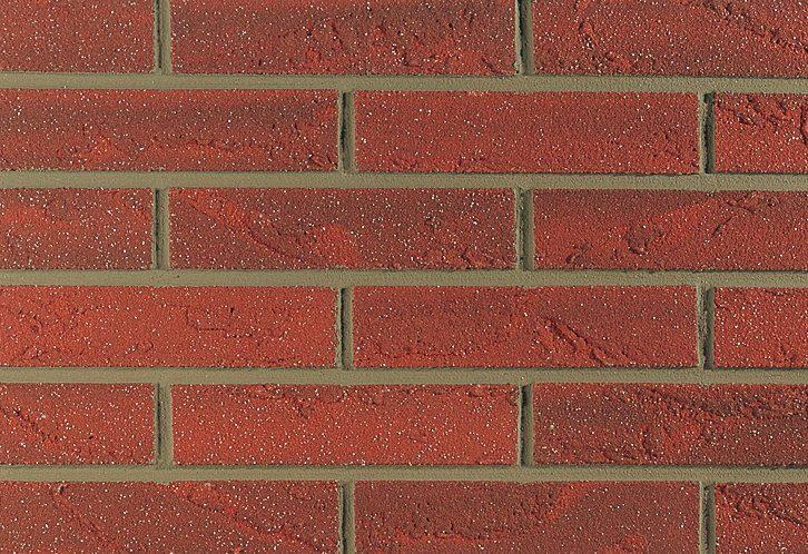 ELASTOLITH Verblendsteine »Colorado«, rot, für den Außenbereich, 1 m²