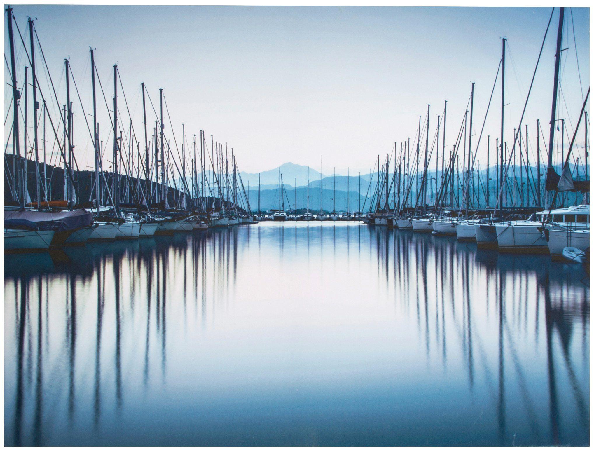 Leinwand »Hafen«