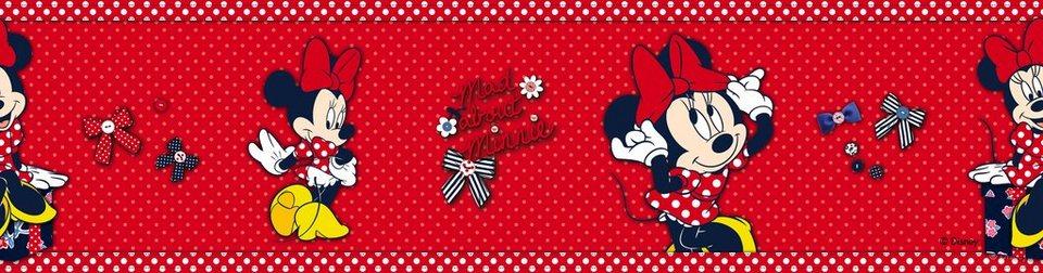 Graham & Brown Bordüre »Minnie Mouse« kaufen | OTTO