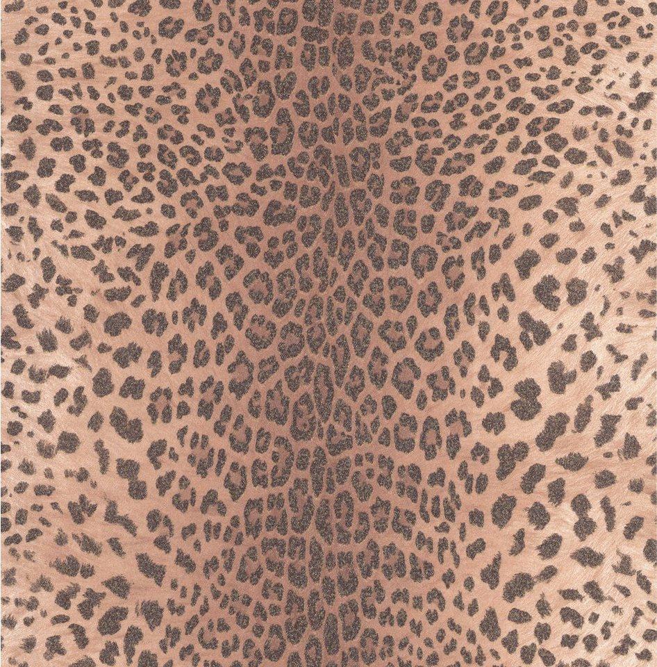 graham brown vliestapete leopard natur kaufen otto. Black Bedroom Furniture Sets. Home Design Ideas
