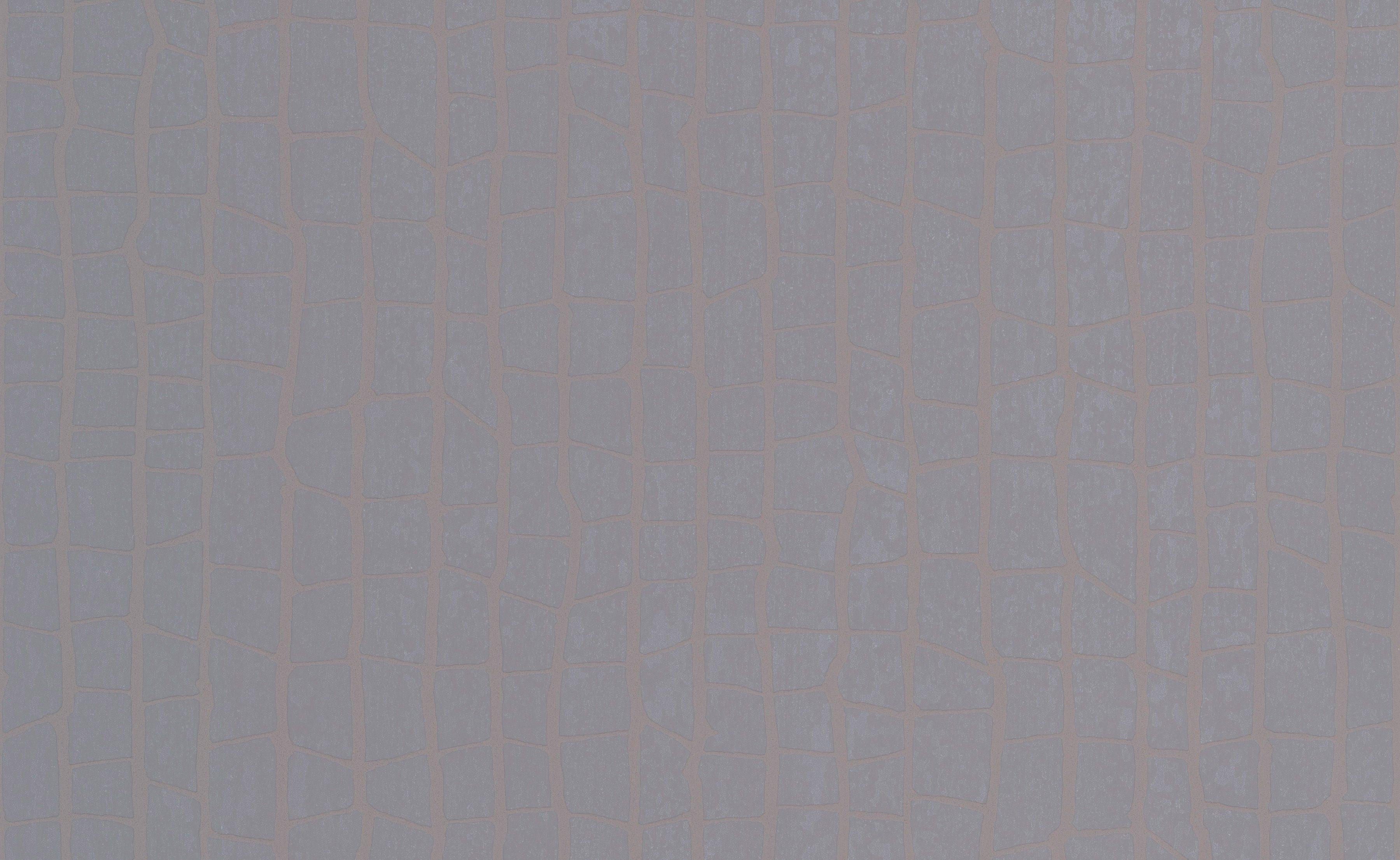 Vliestapete »Savanna«, dunkelgrau