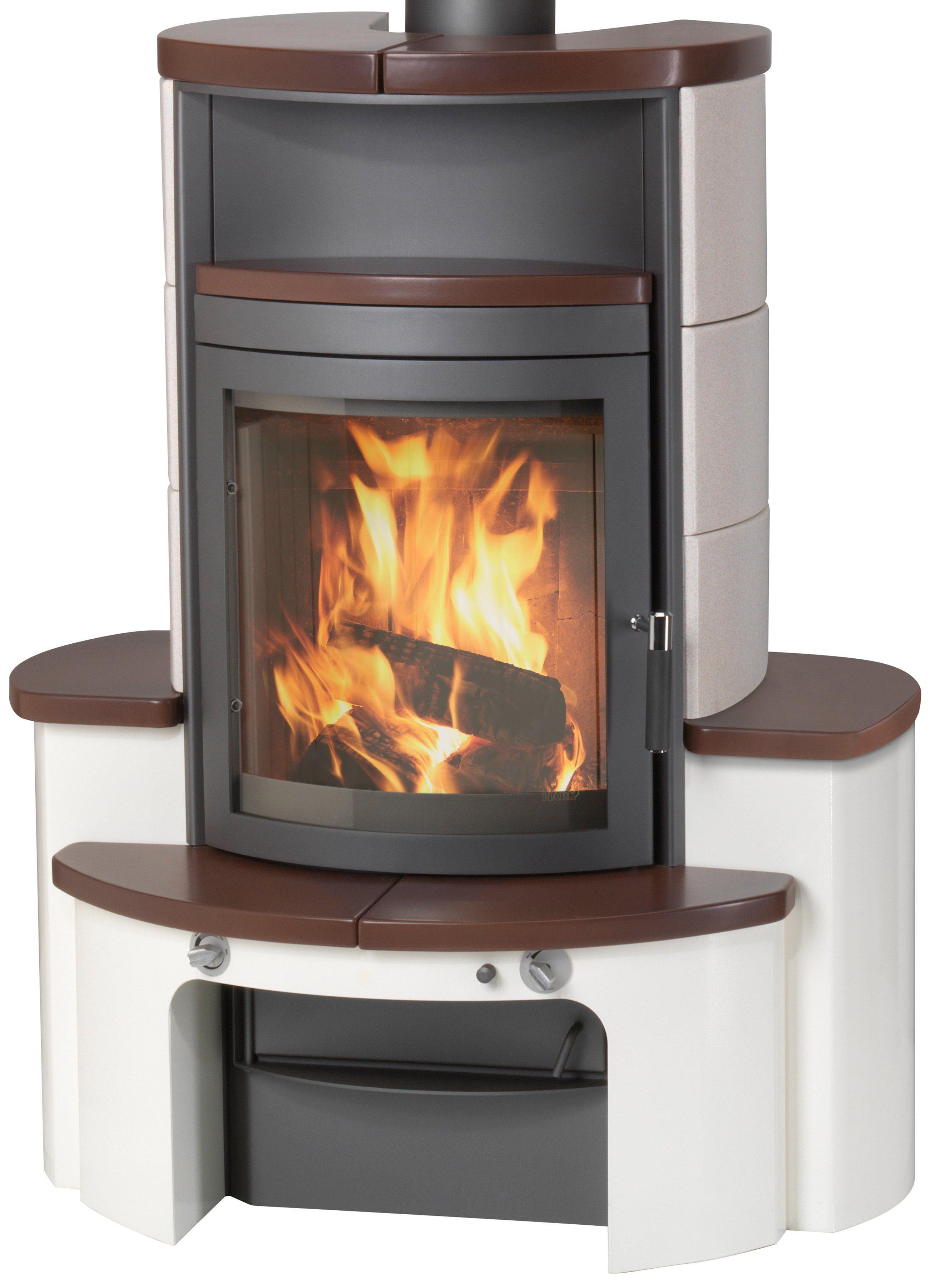 hark kaminofen avenso kachel jola braun 7 kw dauerbrand automatik online kaufen otto. Black Bedroom Furniture Sets. Home Design Ideas