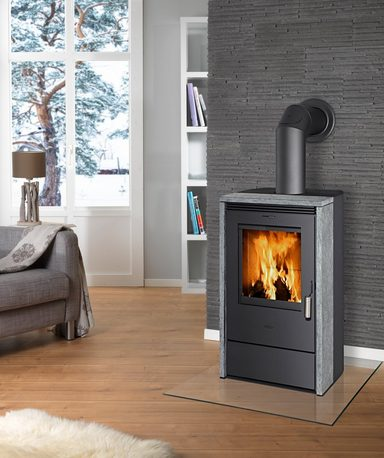 fireplace kaminofen madrid 2014 naturstein 6 kw dauerbrand automatik online kaufen otto. Black Bedroom Furniture Sets. Home Design Ideas