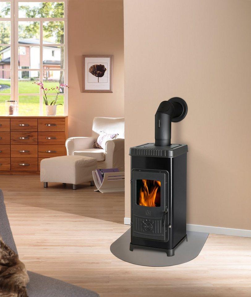 globefire gussofen isodora s gusseisen 6 kw. Black Bedroom Furniture Sets. Home Design Ideas