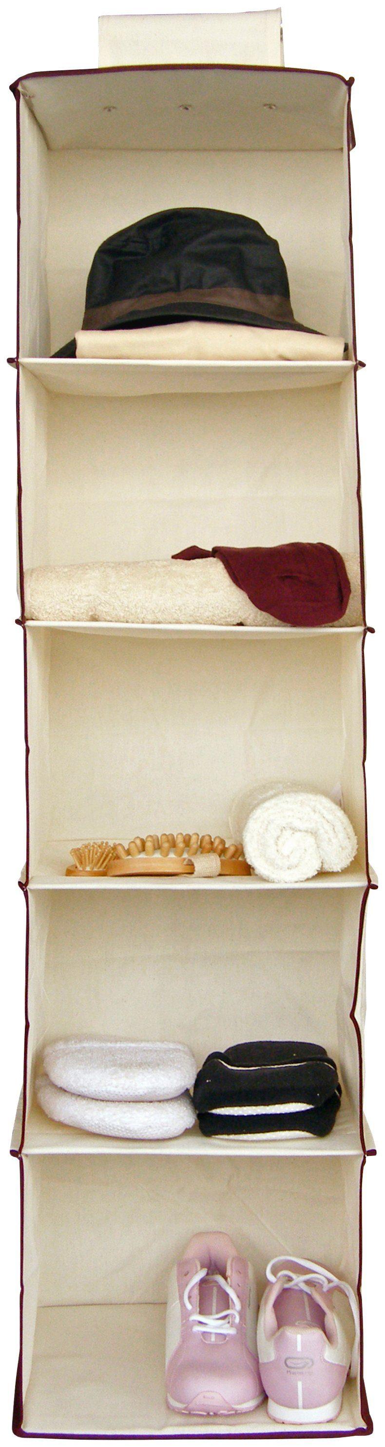 Wäscheregal »Wood, Größe M, mit 5 Fächern«