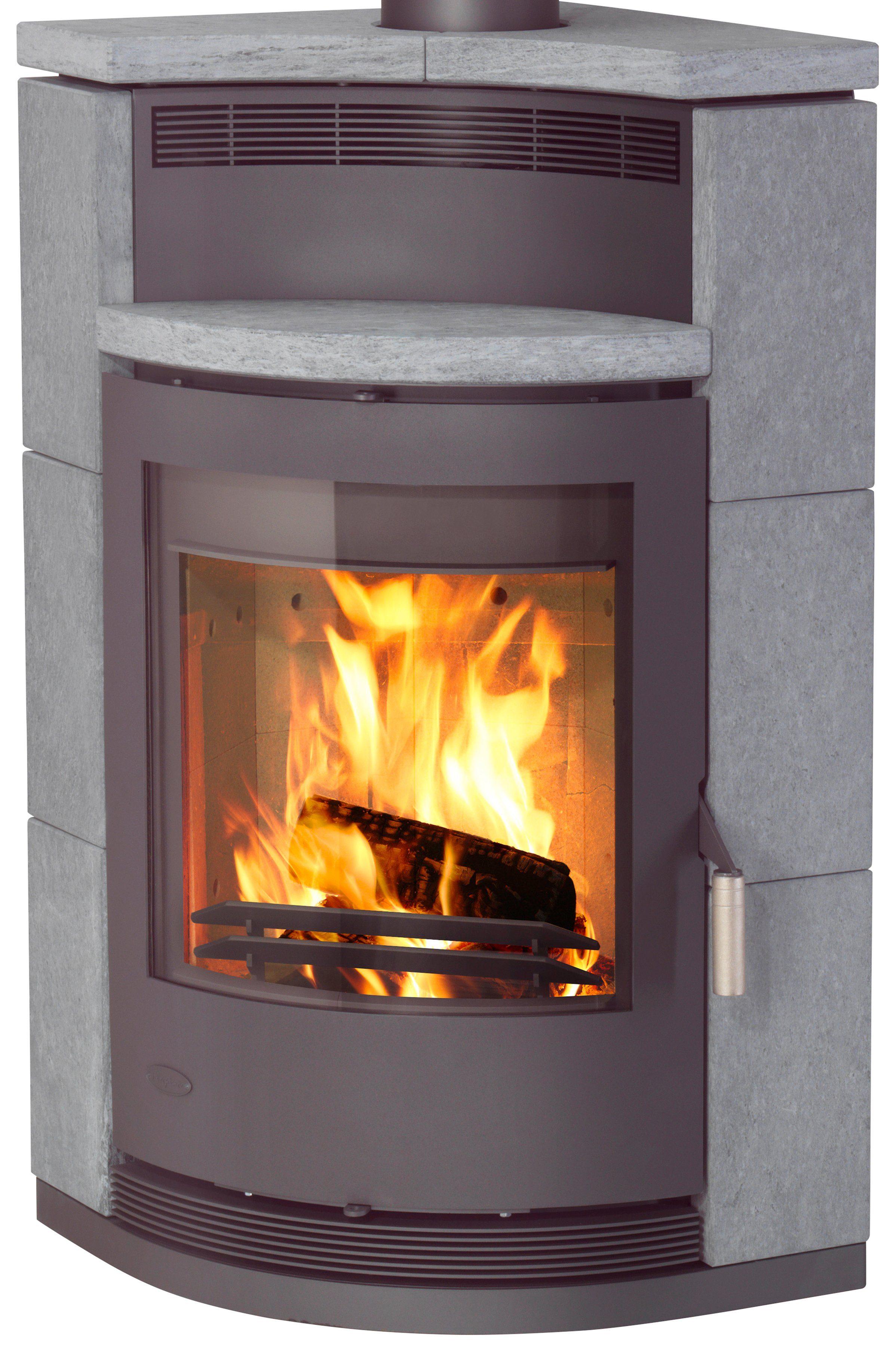 FIREPLACE Kaminofen »Lyon«, Naturstein, 8 kW, für die Ecke, Fireplace