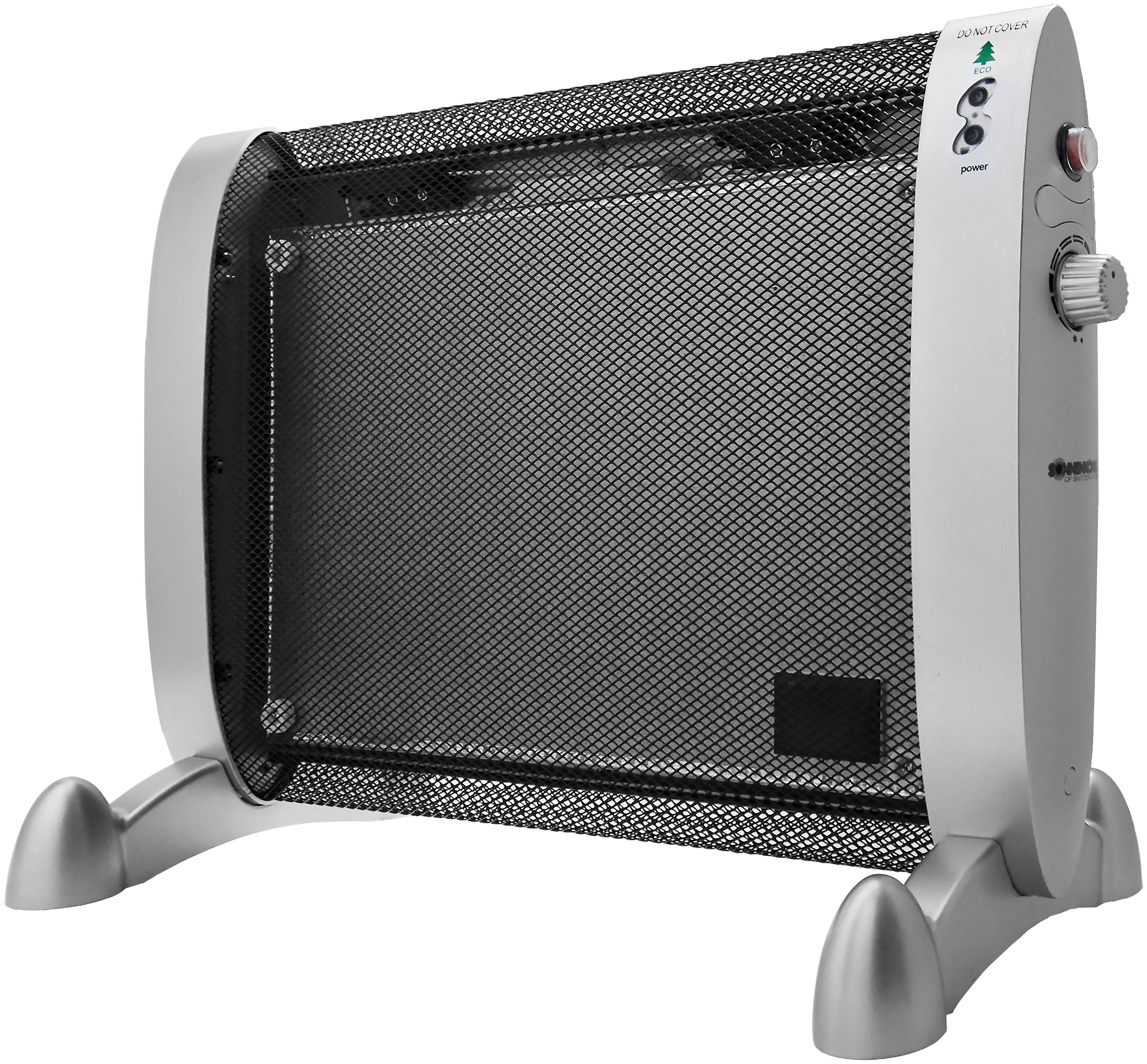 SONNENKÖNIG Wärmewelle »Maximo 1000«, silberfarben, 1000 Watt, Eco-Funktion