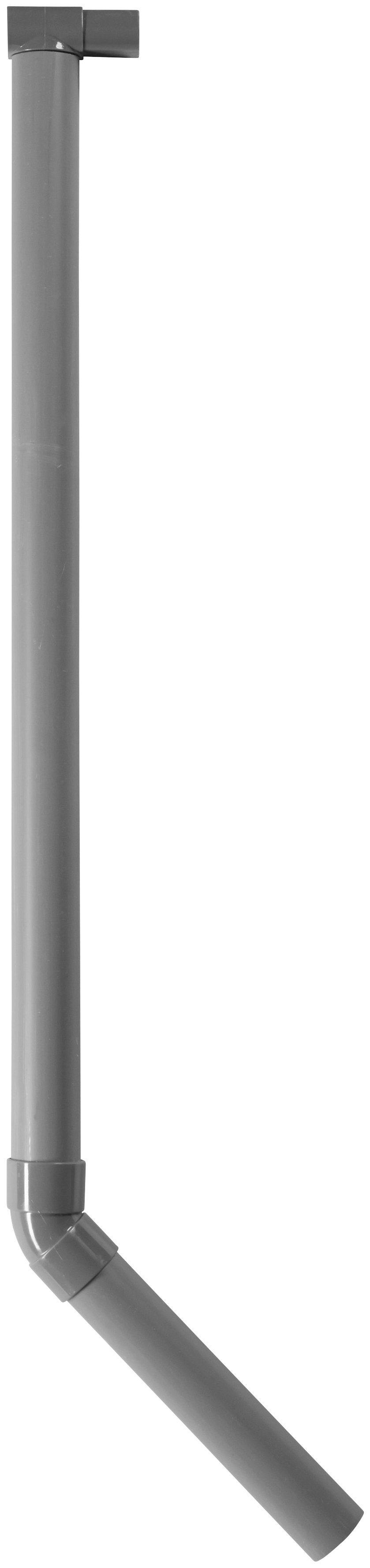 KONIFERA Regenfallrohr , Länge: 80 cm, für Gewächshäuser von Konifera