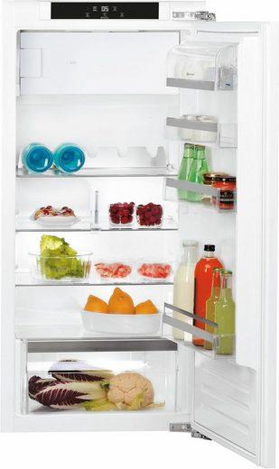 BAUKNECHT Einbaukühlschrank KVIE 2127, 122 cm hoch, 55,7 cm breit, mit Gefrierfach, A+++, 122 cm hoch, integrierbar