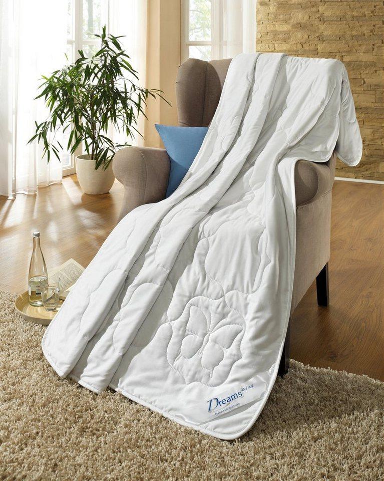 Naturfaserbettdecke Seidenbettdecke Luxus Dreams Leicht Fullung 100 Seide Bezug 100 Baumwolle 1 Tlg