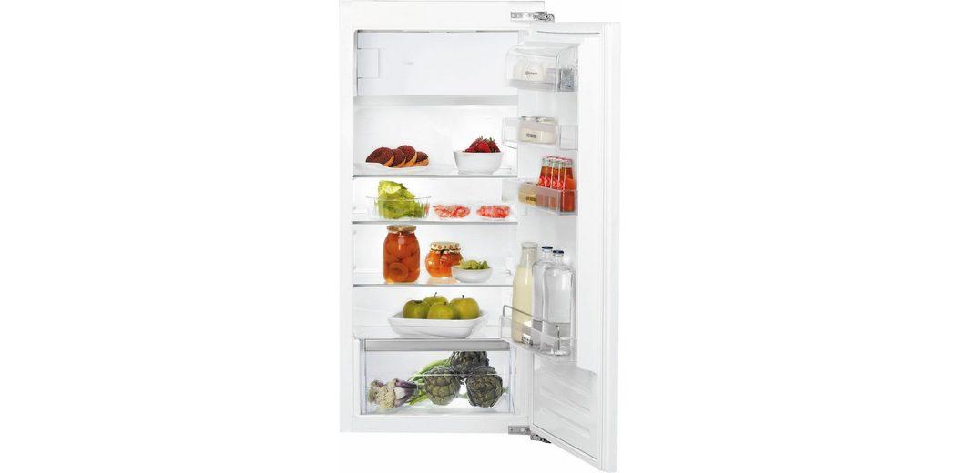 Bauknecht Einbau-Kühlschrank mit Gefrierfach KVIE 2128 A++, Energieklasse A++, 122 cm hoch
