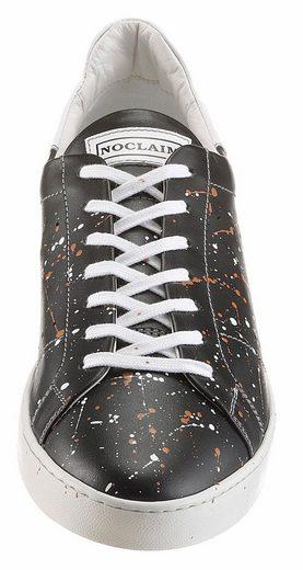 NOCLAIM Magic 4 Sneaker, handbemalt, jedes Paar ein Unikat