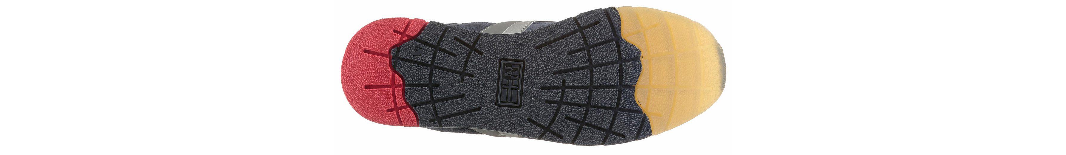Napapijri Sneaker, im Materialmix