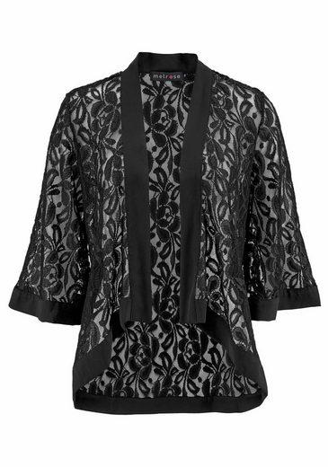 Melrose Kimono, aus Spitze