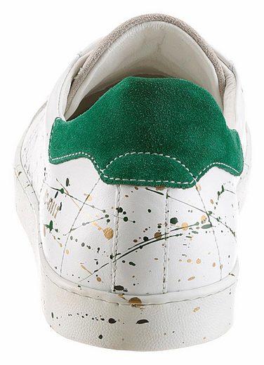NOCLAIM Magic 2 Sneaker, handbemalt, jedes Paar ein Unikat