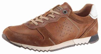 Australian »Denzell« Sneaker, im Materialmix mit Used Look Sale Angebote Gastrose-Kerkwitz