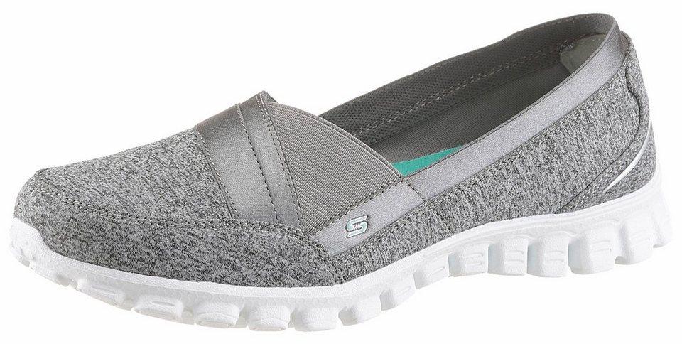 skechers ez flex 2 fascination slipper mit memory foam online kaufen otto. Black Bedroom Furniture Sets. Home Design Ideas