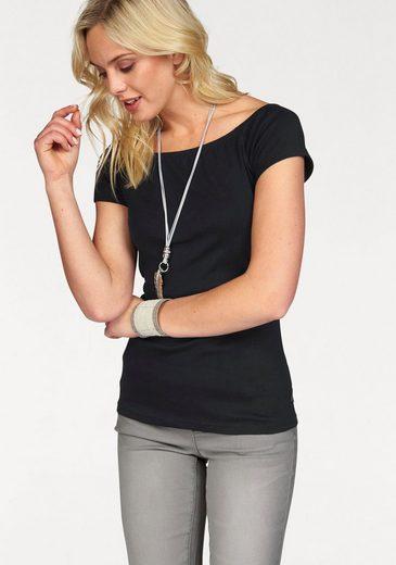 Arizona Carmenshirt Off-Shoulder