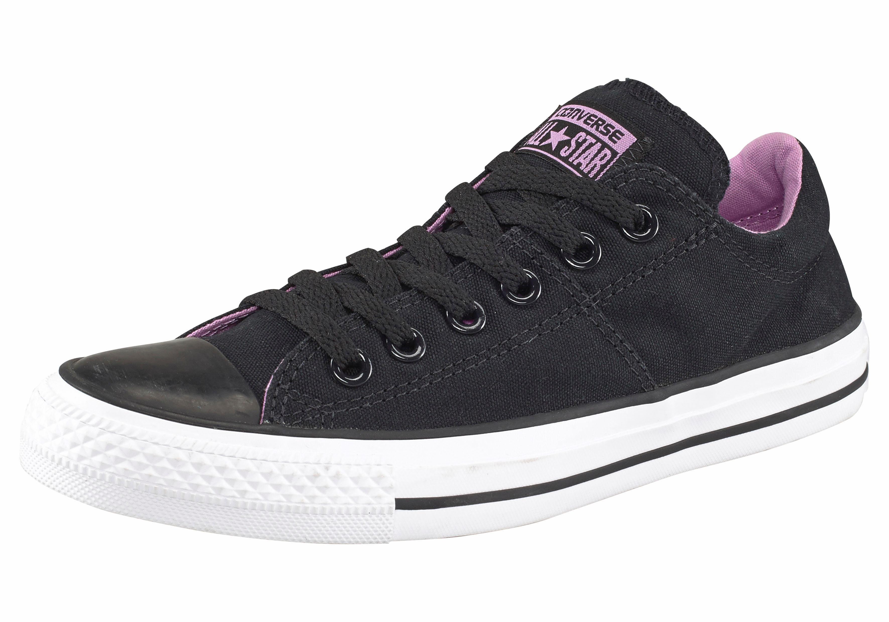 Converse Chuck Taylor Madison Ox Sneaker kaufen  schwarz-lila