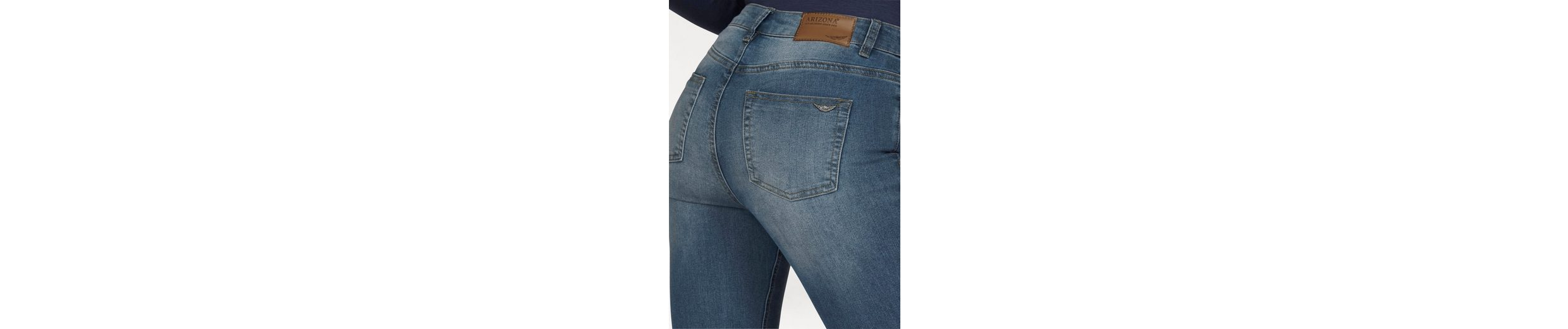 Arizona Skinny-fit-Jeans Shaping, High Waist
