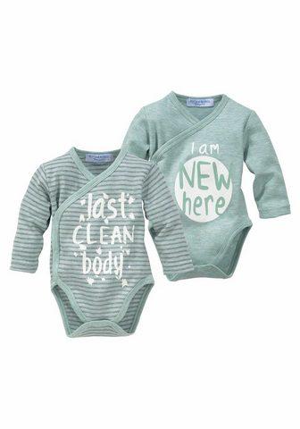 KLITZEKLEIN Боди для младенцев с длинным рукавом (...