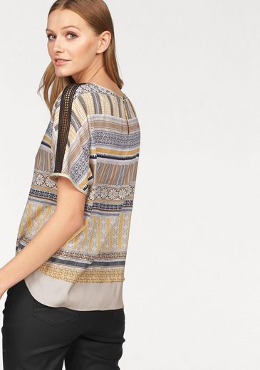 Basler Shirtbluse, im Ethno Look