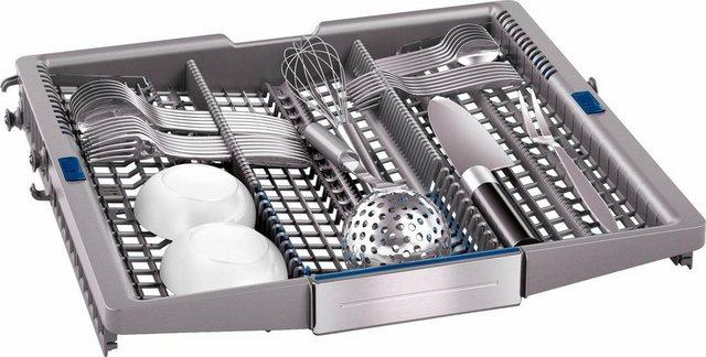 Küchengroßgeräte - SIEMENS integrierbarer Geschirrspüler iQ500, SX558S06TE, 9,5 l, 14 Maßgedecke, Home Connect  - Onlineshop OTTO