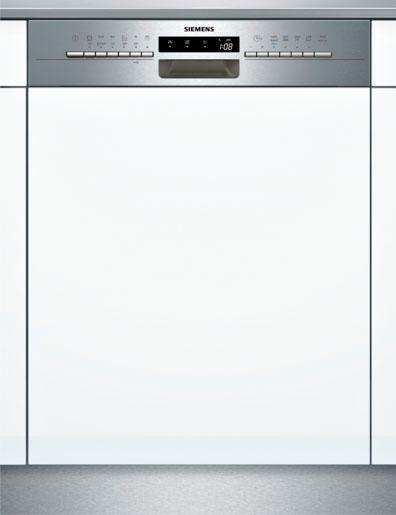 SIEMENS Teilintegrierbarer Geschirrspüler SX536S03ME, A++, 9,5 Liter, 14 Maßgedecke