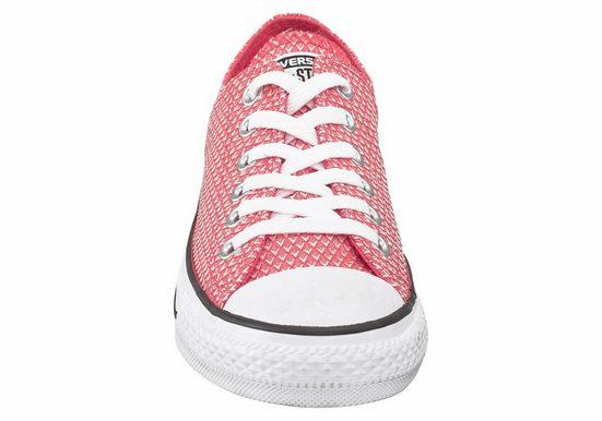 Converse Mandrin Taylor Snake Tissé Sneaker