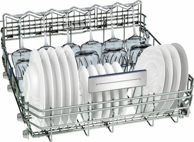 Küchengroßgeräte - SIEMENS vollintegrierbarer Geschirrspüler iQ500, SX658X06TE, 9,5 l, 14 Maßgedecke, Home Connect  - Onlineshop OTTO