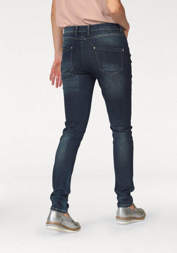 Soya Concept Skinny-fit-Jeans »Sahara Patrizia« in blau