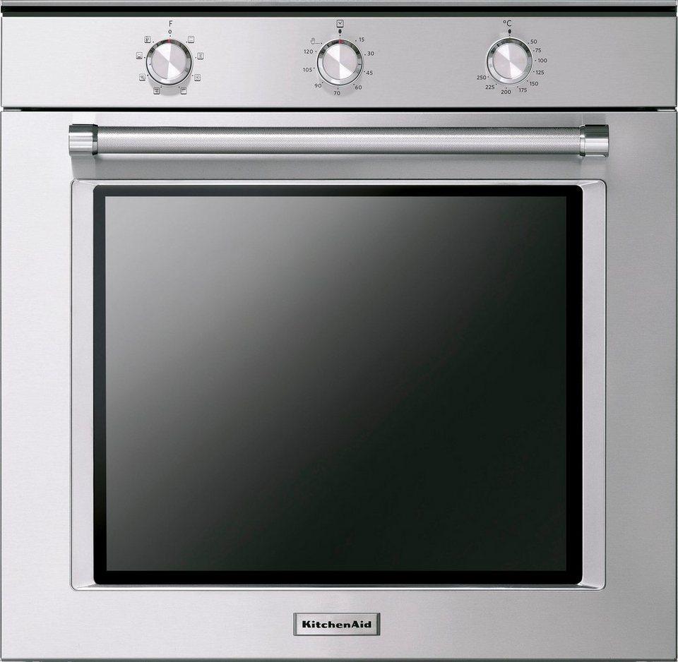 KitchenAid Einbaubackofen KOGSS 60600, A+ in Edelstahl