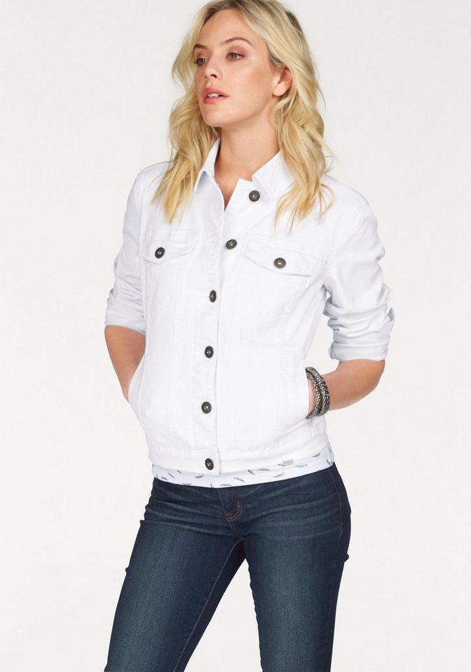 brand new 8bb3a 32839 Arizona Jeansjacke, Denim und Stretch - für ein tolles Tragegefühl online  kaufen | OTTO